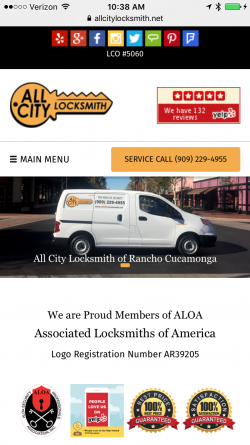 All City Locksmith | Rancho Cucamong's Trusted Locksmith