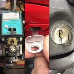 Lost Auto Key Replacement
