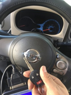 Lost Auto Keys Replaced