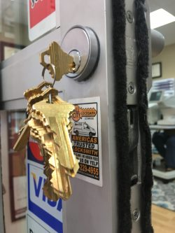 Commercial Rekeying Made Easy