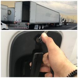 We also unlock commercial vehicles