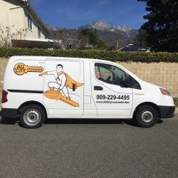 New Van Wrap