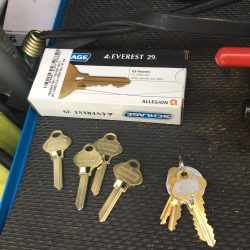 High Security Keys Rancho Cucamonga