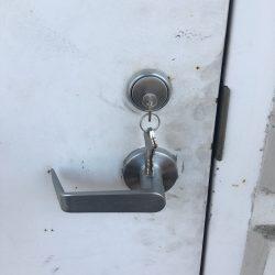 New Commercial Door Hardware