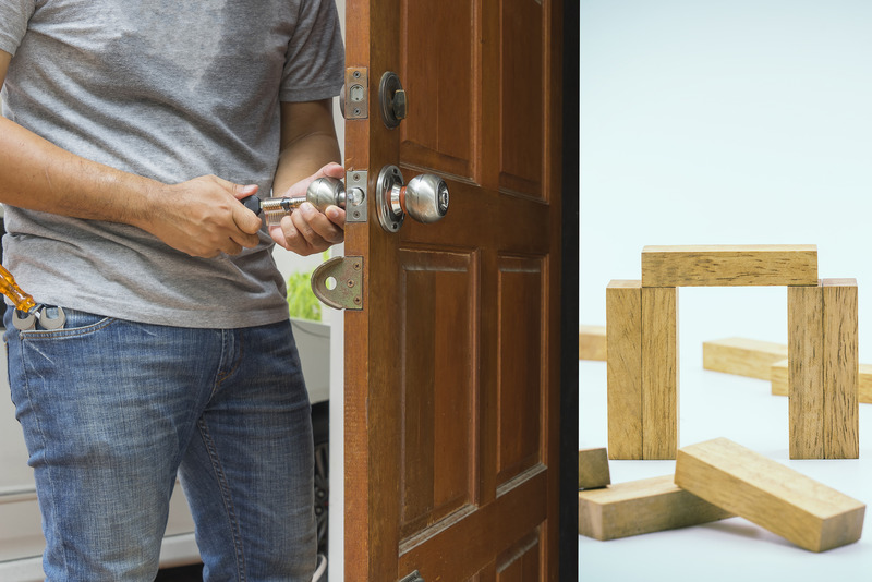Installing High-Security Locks By Locksmith Upland