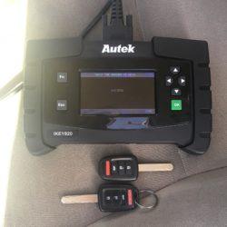 Honda Remote Head Keys Cut and Programmed